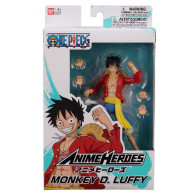ANIME HEROES ONE PIECE - MONKEY D. LUFFY