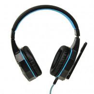 iBox X8 Headset Head-band Black,Blue