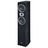 Heco Victa Prime 502 loudspeaker 2.5-way 145 W Black Wired