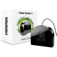Fibaro FGR-223 blind/shutter accessory Shutter control Black