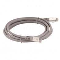 A-LAN KKF5SZA1.0 networking cable 1 m Cat5e F/UTP (FTP) Grey