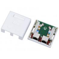 Alantec GN004 wire connector RJ45 White