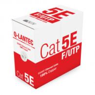 Alantec KIF5PVC305Q networking cable 305 m Cat5e F/UTP (FTP) Grey
