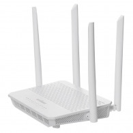 Edimax BR-6478AC V3 wireless router Dual-band (2.4 GHz / 5 GHz) Gigabit Ethernet White