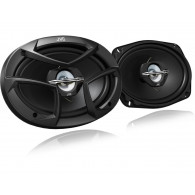 JVC CS-J6930 car speaker 3-way 400 W Oval