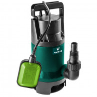 Verto 52G449 Submersible dirty water pump 900 W 14000 l/h 7 m