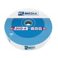My Media DVD-R 10 pcs. wrap