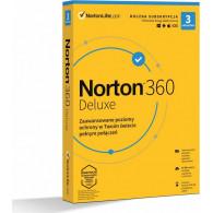 NortonLifeLock Norton 360 Deluxe 1 year(s)