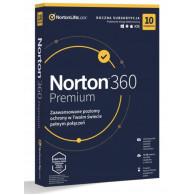 NortonLifeLock Norton 360 Premium 1 year(s)