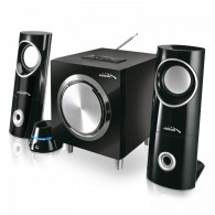 Audiocore - AC790 2.1 Bluetooth Multimedia Speakers FM radio, SD / MMC card input, AUX, USB