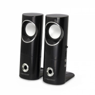 Esperanza 2.0 BEAT speaker set 2.0 channels 6 W Black