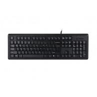 A4Tech KR-92 keyboard USB QWERTY English Black