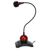 Esperanza EH130 microphone PC microphone Black,Red