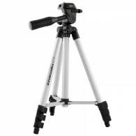Esperanza EF108 tripod Action camera 3 leg(s) Black, Stainless steel
