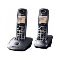 Panasonic KX-TG2512 DECT telephone Grey Caller ID