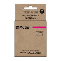 Actis KB-1100M ink cartridge for Brother printer LC1100/LC980 magenta