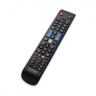 SAVIO Universal remote controller/replacement for SAMSUNG SMART TV RC-09 IR Wireless