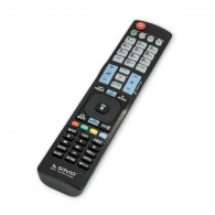 Savio RC-11 remote control IR Wireless TV Press buttons