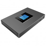 Grandstream Networks UCM6301 Private Branch Exchange (PBX) system 500 user(s) IP PBX (private & packet-switched) system