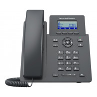 Grandstream Networks GRP2601P IP phone Black 2 lines LCD