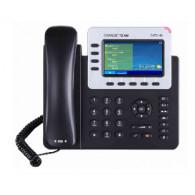 Grandstream Networks GXP-2140 IP phone Black 4 lines TFT