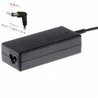 Akyga AK-ND-03 power adapter/inverter Indoor 65 W Black