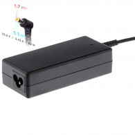 Akyga AK-ND-06 power adapter/inverter Indoor 65 W Black