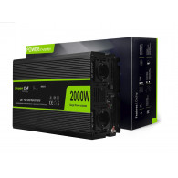 Green Cell INV11 power adapter/inverter Auto 12 W