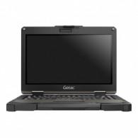 Getac B360, 33.8cm (13,3''), Win. 10 Pro, QWERTZ, GPS, Chip, 4G, SSD, Full HD
