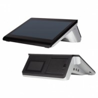 Colormetrics C1400, 35.5cm (14''), Projected Capacitive, SSD, VFD, black