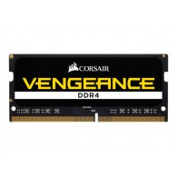 CORSAIR 8GB DDR4 2400MHz 1x260SoDimm Unbuffered 16-16-16-39 Black PCB 1,2V